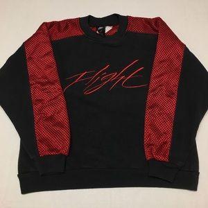 Rare Vintage nike air Jordan crewneck sweatshirt